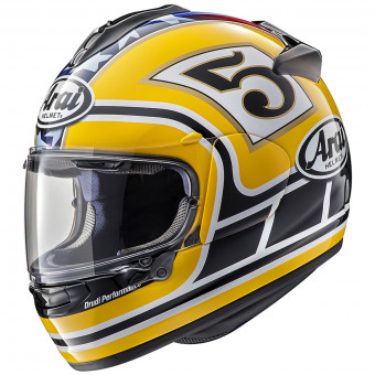 Casque Full Face Arai Chaser X Edwards Legend Yellow