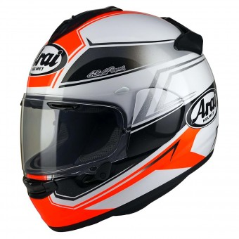 Casque Full Face Arai Chaser X Shaped Red