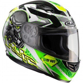 Casque Full Face HJC CS-15 Rafu MC4H