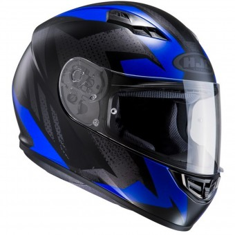 Casque Full Face HJC CS-15 Treague MC2SF