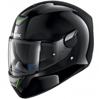 Casque Full Face Shark D-Skwal Blank BLK