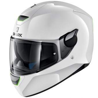 Casque Full Face Shark D-Skwal White WHU