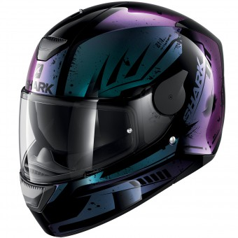 Casque Full Face Shark D-Skwal Dharkov KVX