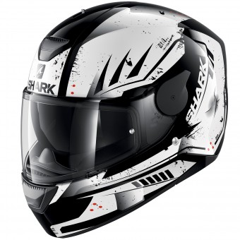 Casque Full Face Shark D-Skwal Dharkov KWR