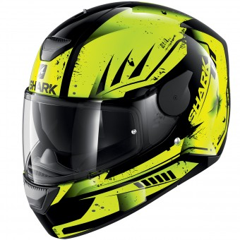 Casque Full Face Shark D-Skwal Dharkov KYA