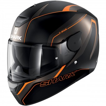 Casque Full Face Shark D-Skwal Rakken Mat KAO
