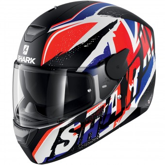 Casque Full Face Shark D-Skwal Ujack WBR