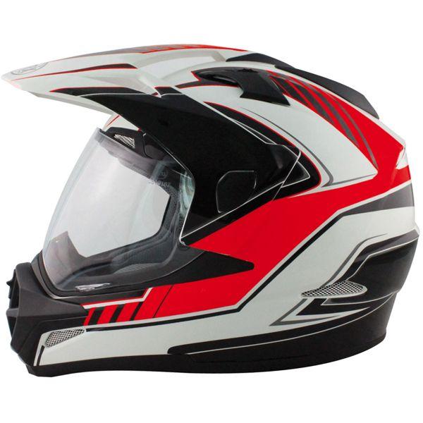 Helmet Torx Darryl Red Ready To Ship Icasquecouk