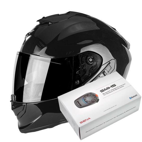 SCORPION Casque moto EXO-R1 CARBON AIR Solid Noir L