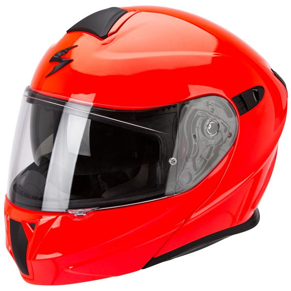 ebf53ac9 Helmet Scorpion Exo 920 Neon Red at the best price | iCasque.co.uk
