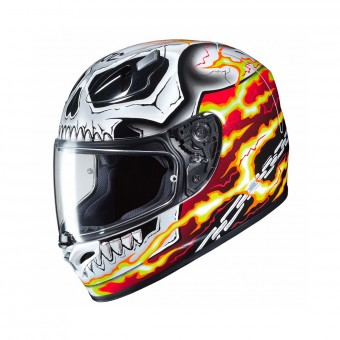 Casque Full Face HJC FG-ST Ghost Rider MC1