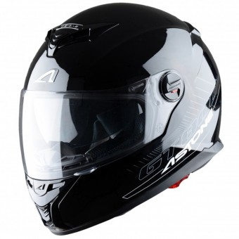 Casque Full Face Astone GT 800 Black