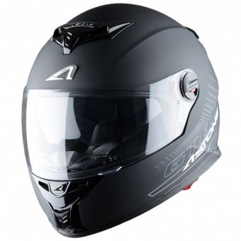 Casque Full Face Astone GT 800 Matt Black