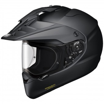 Casque Full Face Shoei Hornet ADV Mat Black