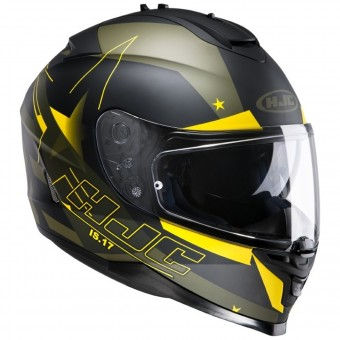 Casque Full Face HJC IS17 Armada MC3F