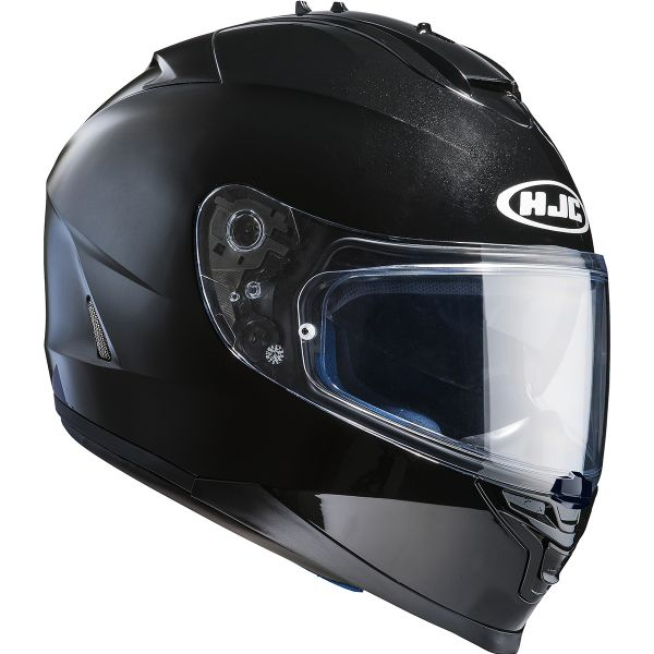 Full Face HJC IS17 Metal Black