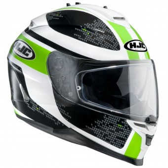 Casque Full Face HJC IS17 Paru MC4