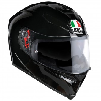 Casque Full Face AGV K-5 S Black