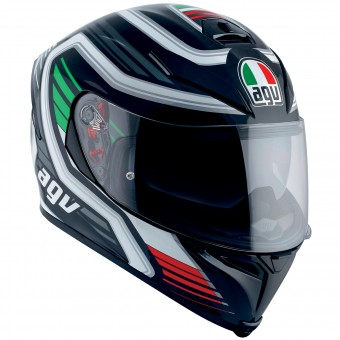 Casque Full Face AGV K-5 S Firerace Black Italy