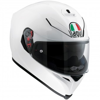 Casque Full Face AGV K-5 S Pearl White