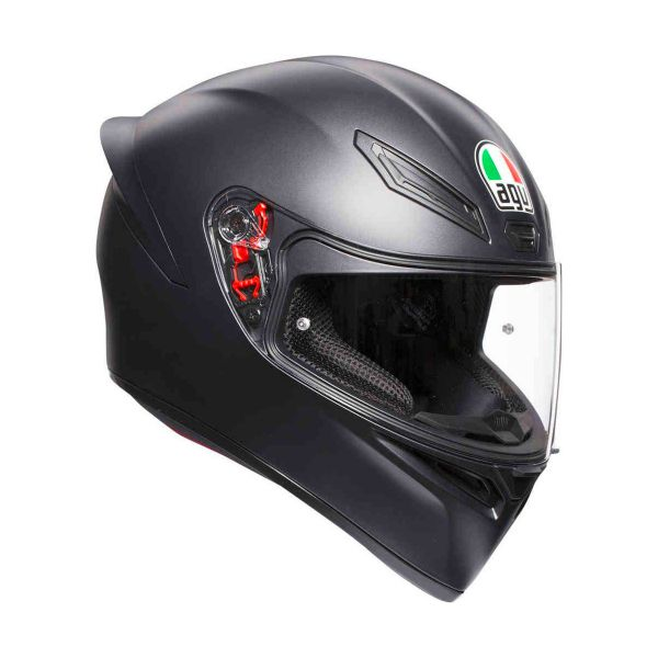 Full Face AGV K1 Matt Black