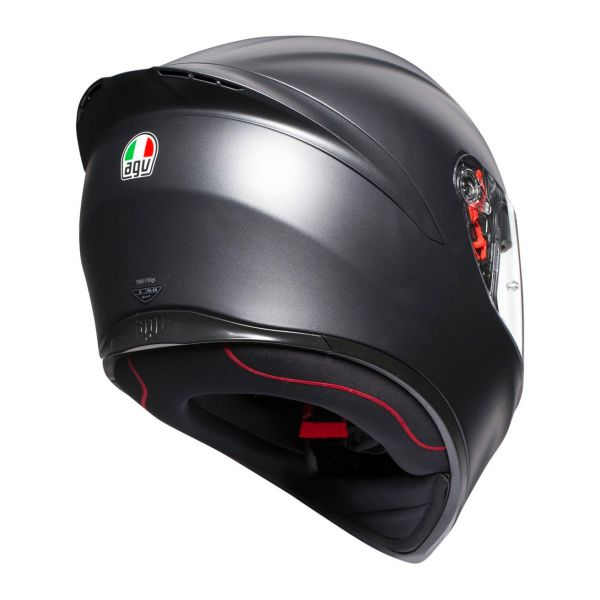 AGV K1 Matt Black