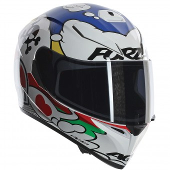 Casque Full Face AGV K3 SV Comic Pinlock