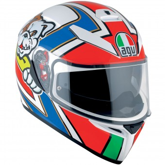 Casque Full Face AGV K3 SV Marini