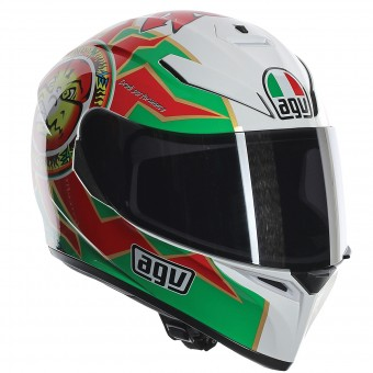 Casque Full Face AGV K3 SV Top Imola 1998