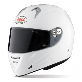 Casque Full Face Bell M5X Solid White