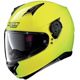 Casque Full Face Nolan N87 Hi-Visibility N-Com Fluo Yellow 42