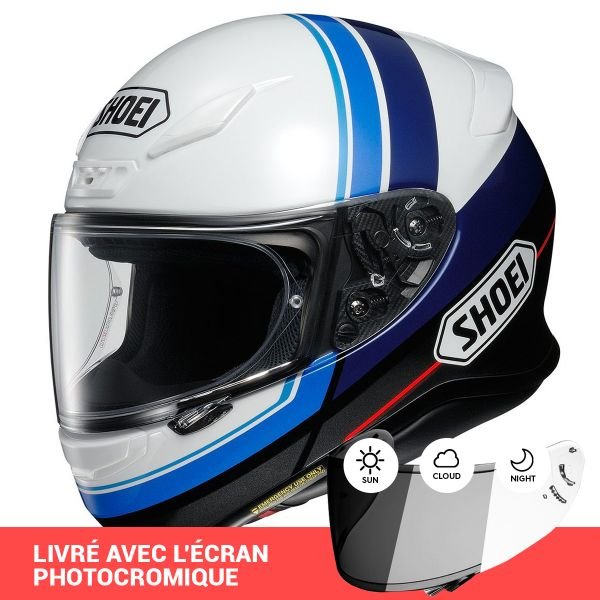 Full Face Shoei NXR Philosopher TC2