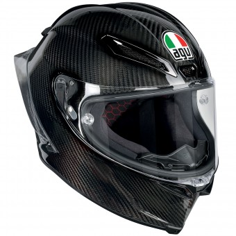 Casque Full Face AGV Pista GP R Glossy Carbon