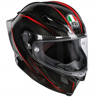 Casque Full Face AGV Pista GP R Granpremio Carbon Italy