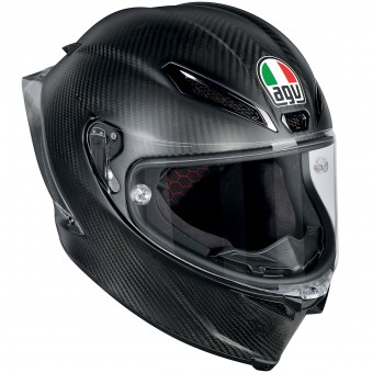 Casque Full Face AGV Pista GP R Matt Carbon