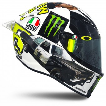 Casque Full Face AGV Pista GP R Sweet Home Misano