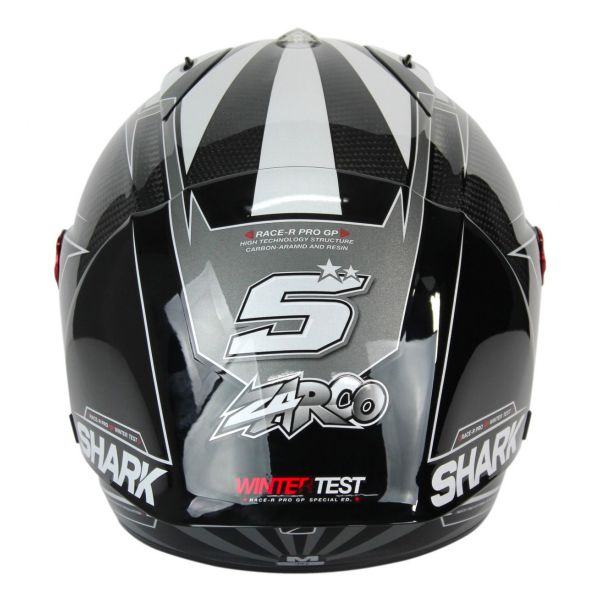 helmet shark race r pro gp replica zarco winter test at the best price. Black Bedroom Furniture Sets. Home Design Ideas