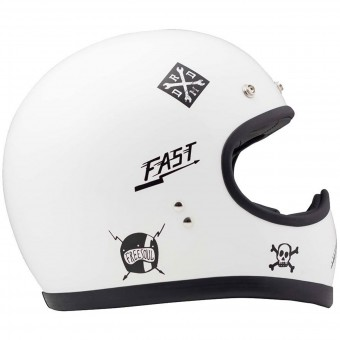 Casque Full Face Dmd Racer Flash