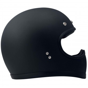 Casque Full Face Dmd Racer Matt Black