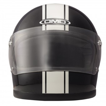 Casque Full Face Dmd Rocket Racing Black