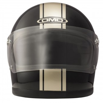 Casque Full Face Dmd Rocket Racing Gold