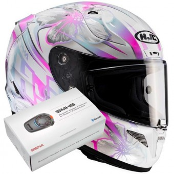 Casque Full Face HJC RPHA 11 Candra MC8