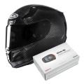 Pack RPHA 11 Carbon Black + Kit Bluetooth Sena SMH5