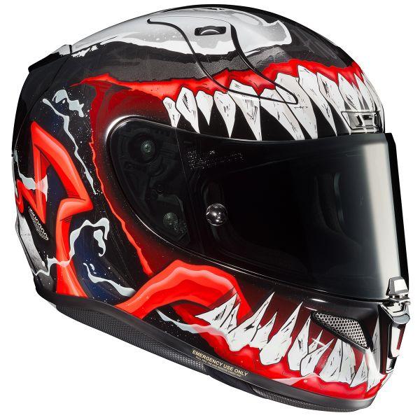 Full Face HJC RPHA 11 Venom II Marvel MC1