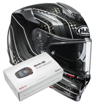 Casque Full Face HJC RPHA 70 Carbon Hydrus MC5