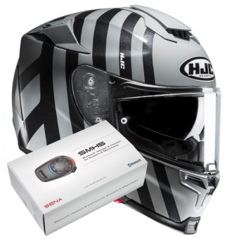 Casque Full Face HJC RPHA 70 Forvic MC5