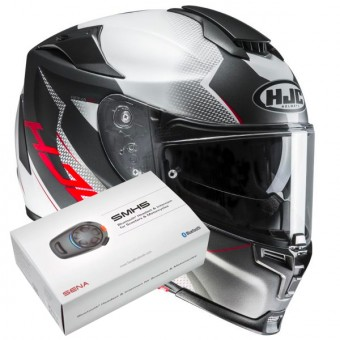 Casque Full Face HJC RPHA 70 Gadivo MC10SF