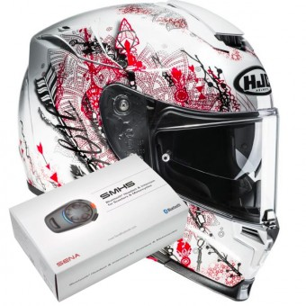 Casque Full Face HJC RPHA 70 Hanoke MC1SF