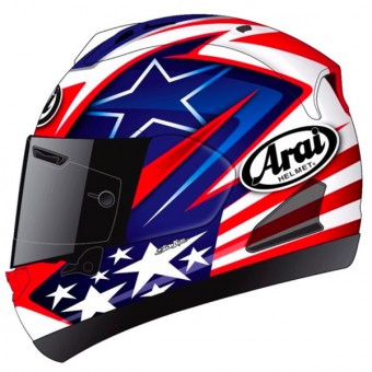 Casque Full Face Arai RX-7 V Hayden WSBK
