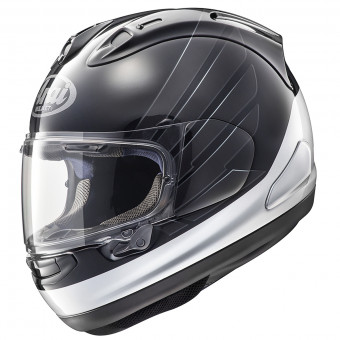 Casque Full Face Arai Rx-7 V Honda CB Black